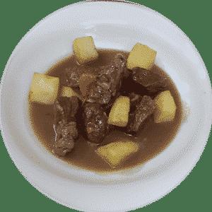 repas de shabbat pour 2 personnes 130 skl